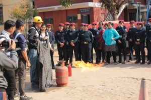 Live Fire Training & Awareness Programme